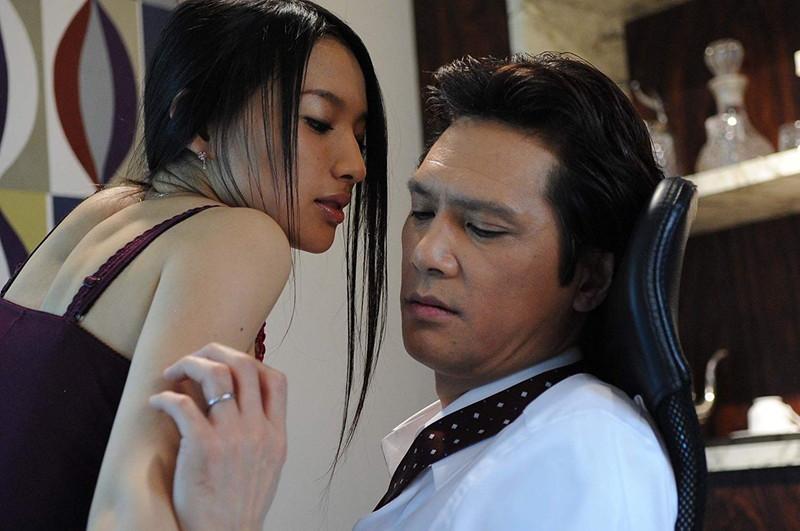 【芦名星濡れ場画像】元ファッションモデルの女優が演じる艶めかしいセックスシーン 63