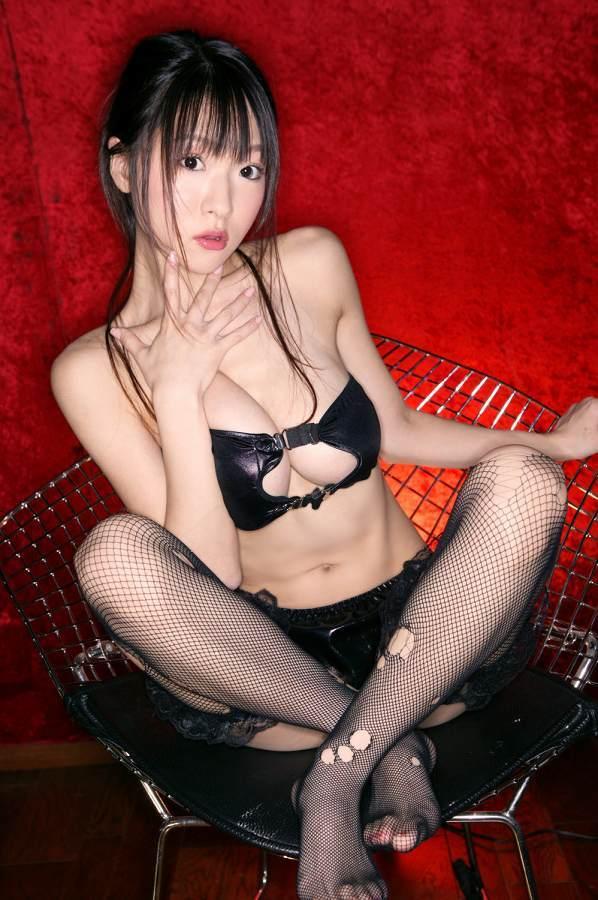 【堀井美月グラビア画像】ケロロ軍曹でプリンセス夏美をやってたミニマム爆乳娘 64
