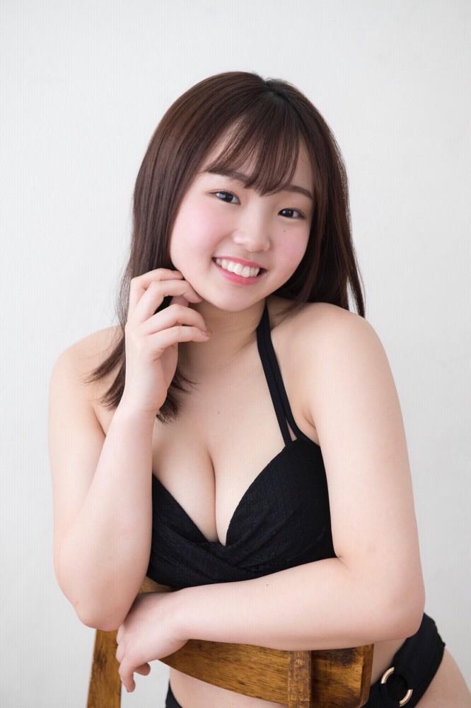 【花咲ひよりエロ画像】禁止されてたファン繋がりがバレて解雇されたロリ巨乳アイドル 48