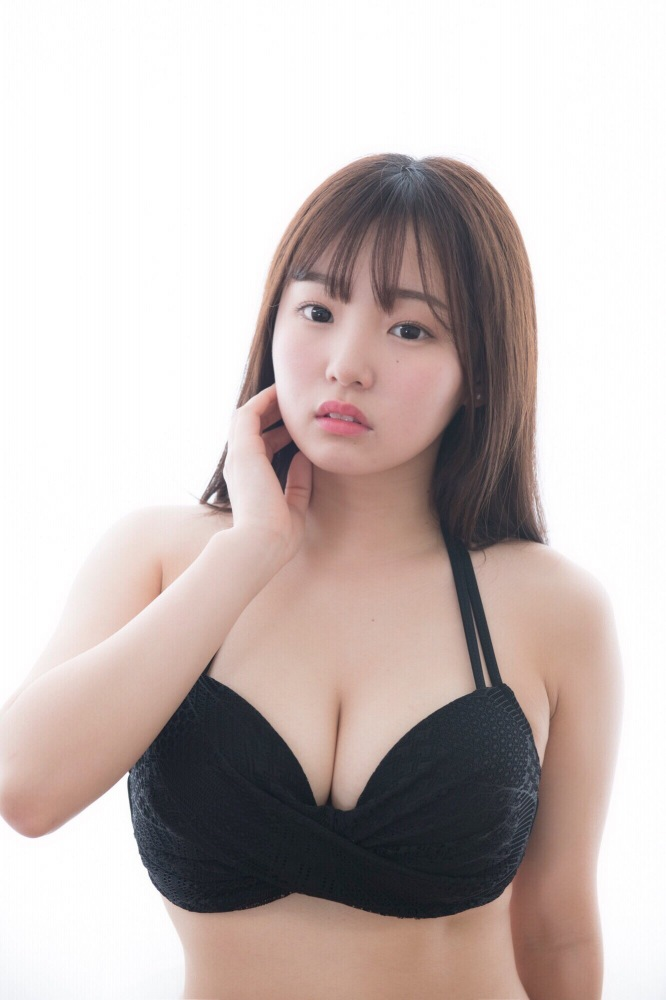 【花咲ひよりエロ画像】禁止されてたファン繋がりがバレて解雇されたロリ巨乳アイドル 50