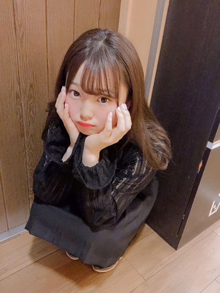 【花咲ひよりエロ画像】禁止されてたファン繋がりがバレて解雇されたロリ巨乳アイドル 67