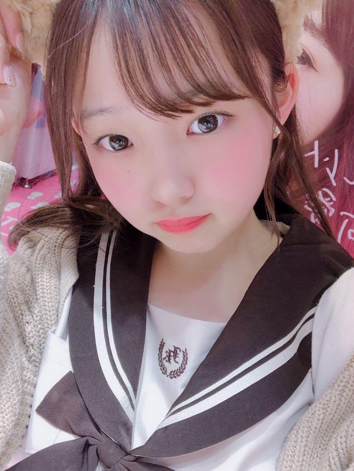 【花咲ひよりエロ画像】禁止されてたファン繋がりがバレて解雇されたロリ巨乳アイドル 71