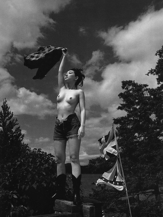 【原久美子お宝画像】アラフィフのベテラン女優が昔撮ったヌードが結構エロいw 35
