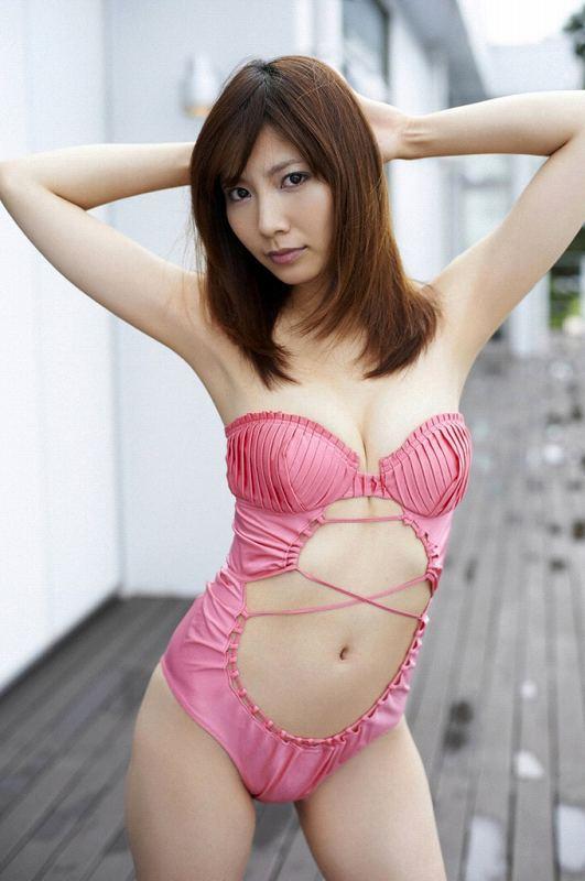 【原アンナエロ画像】ミス名城大学に選ばれていた美人タレントのセクシーグラビア! 09