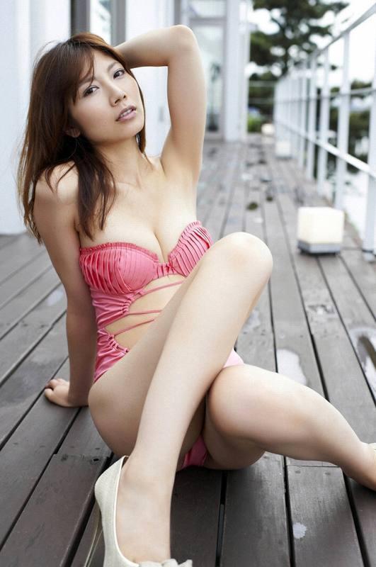 【原アンナエロ画像】ミス名城大学に選ばれていた美人タレントのセクシーグラビア! 12
