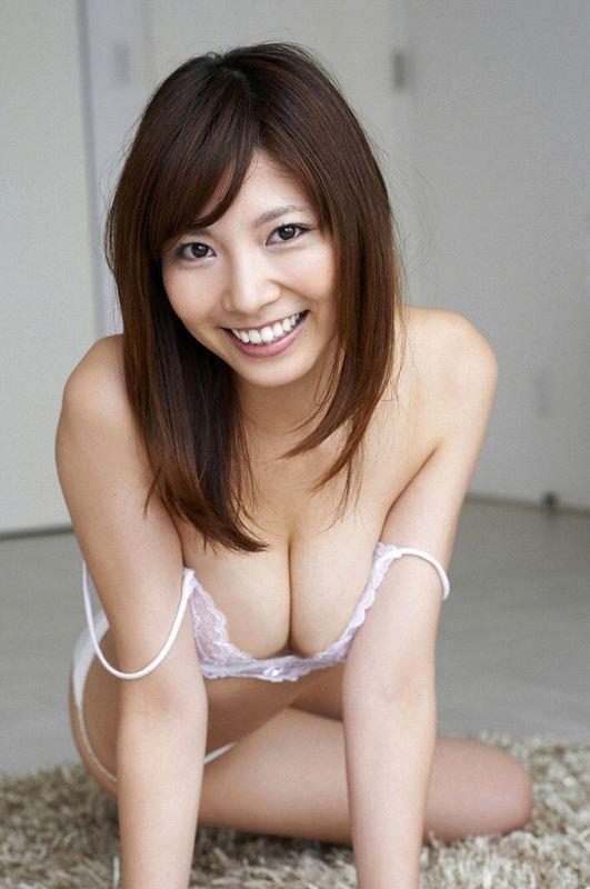 【原アンナエロ画像】ミス名城大学に選ばれていた美人タレントのセクシーグラビア! 49
