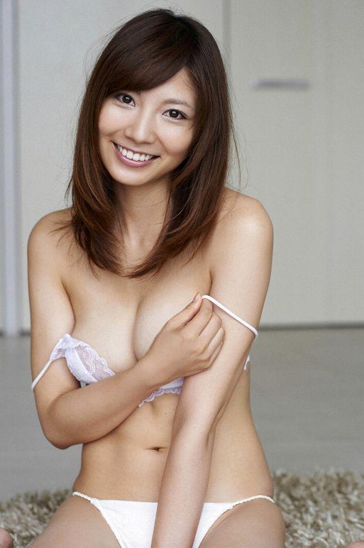【原アンナエロ画像】ミス名城大学に選ばれていた美人タレントのセクシーグラビア! 57