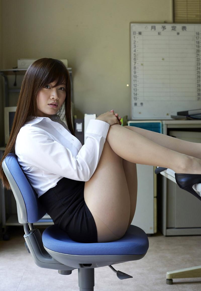 【平林あずみグラビア画像】OLやってたグラビアアイドルにコスプレさせた結果wwww 31