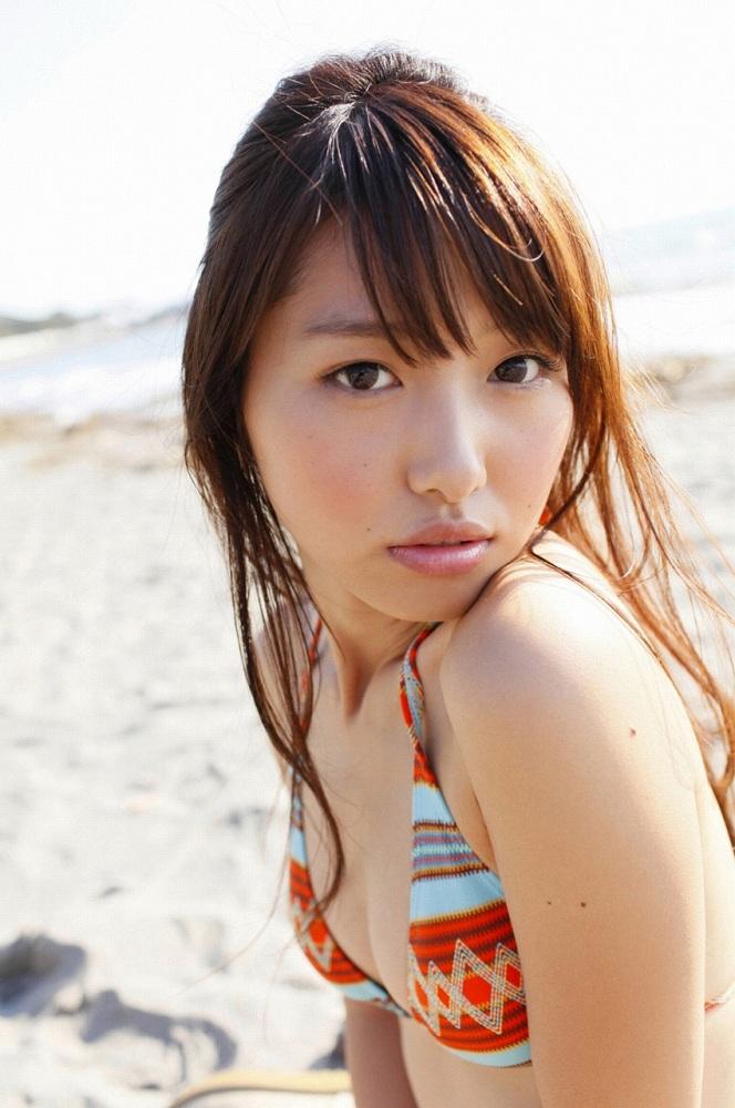【広村美つ美グラビア画像】微乳スレンダーなお姉さんが好きな人にはハマりそうw 16