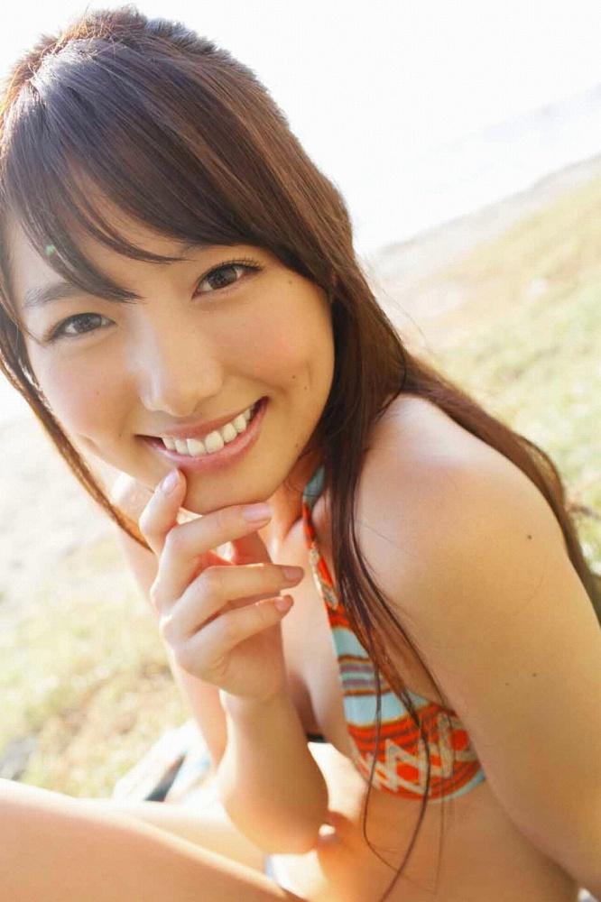 【広村美つ美グラビア画像】微乳スレンダーなお姉さんが好きな人にはハマりそうw 17