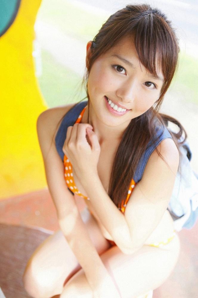 【広村美つ美グラビア画像】微乳スレンダーなお姉さんが好きな人にはハマりそうw 51