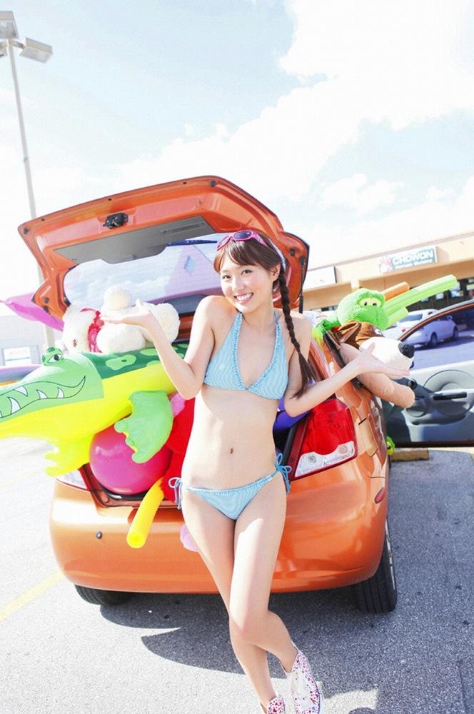 【広村美つ美グラビア画像】微乳スレンダーなお姉さんが好きな人にはハマりそうw 55