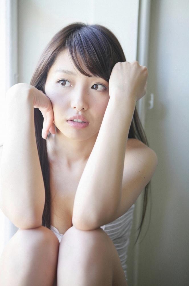 【広村美つ美グラビア画像】微乳スレンダーなお姉さんが好きな人にはハマりそうw 73