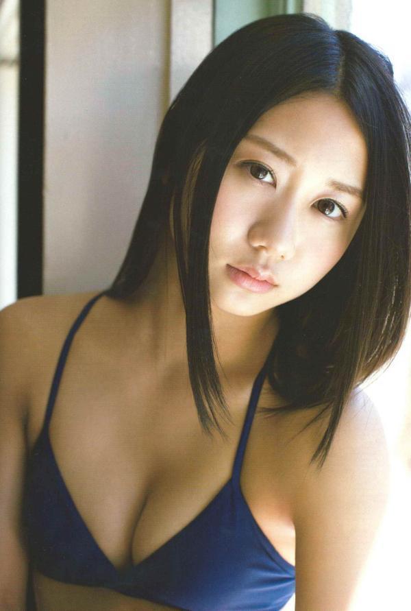 【古畑奈和グラビア画像】SKE48アイドルの可愛くてちょっとエッチなビキニ写真