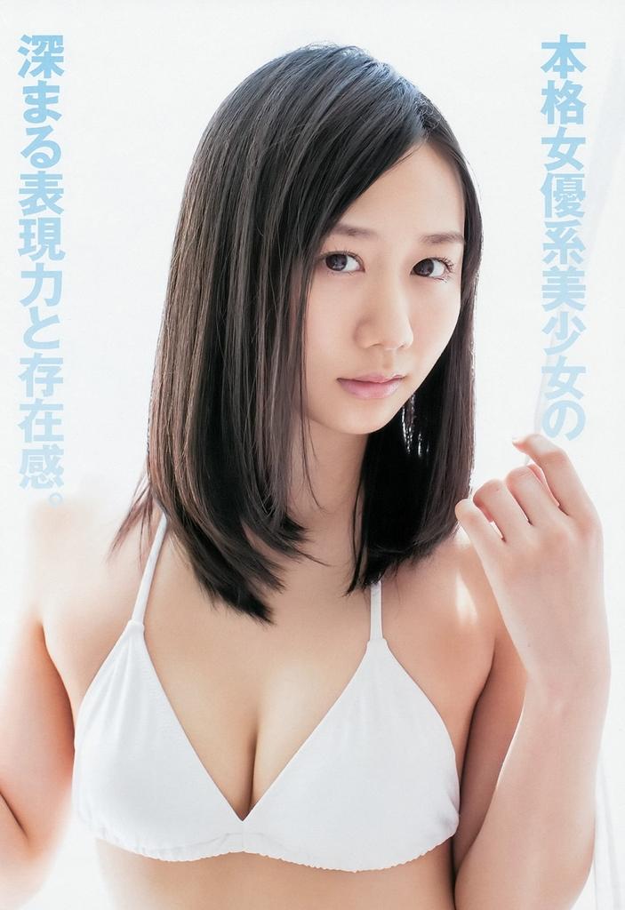 【古畑奈和グラビア画像】SKE48アイドルの可愛くてちょっとエッチなビキニ写真 15