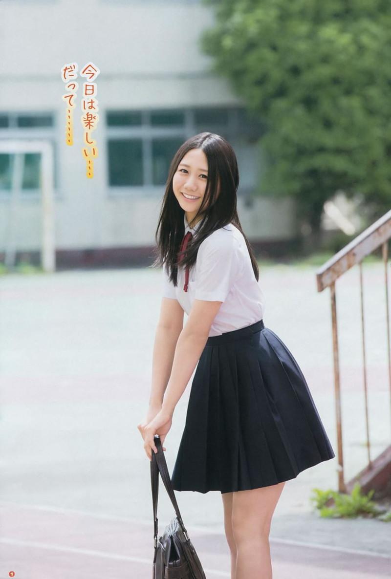 【古畑奈和グラビア画像】SKE48アイドルの可愛くてちょっとエッチなビキニ写真 68