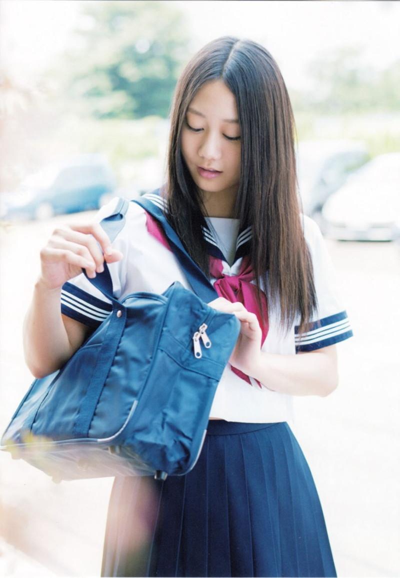 【古畑奈和グラビア画像】SKE48アイドルの可愛くてちょっとエッチなビキニ写真 71