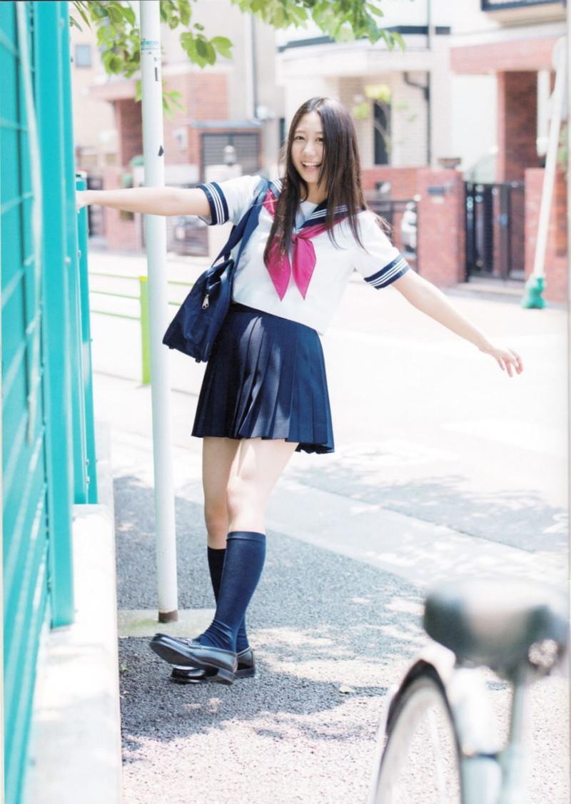 【古畑奈和グラビア画像】SKE48アイドルの可愛くてちょっとエッチなビキニ写真 75