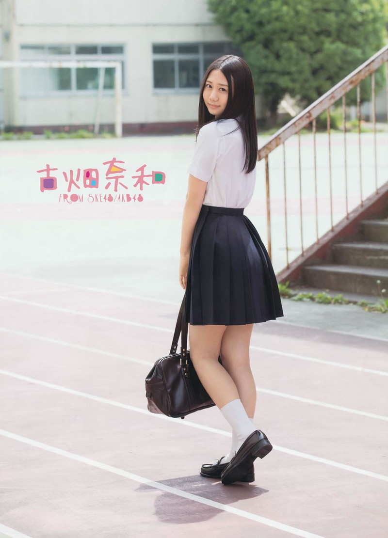 【古畑奈和グラビア画像】SKE48アイドルの可愛くてちょっとエッチなビキニ写真 76