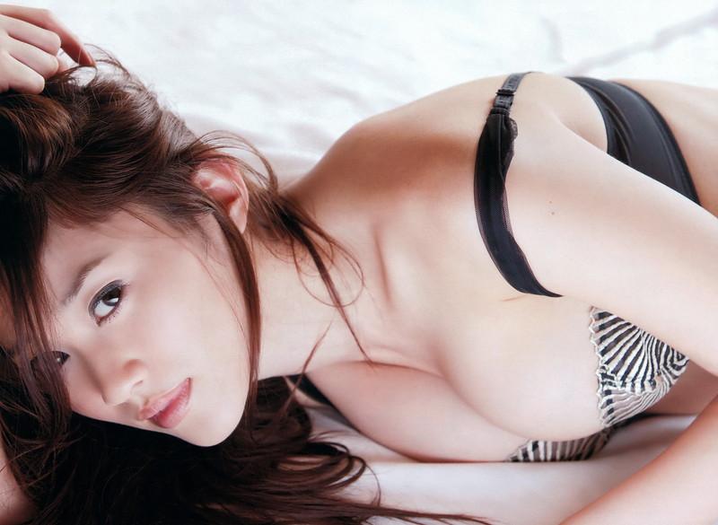 【原幹恵グラビア画像】キューティーハニーで女優デビューしたGカップ美女の現在は?