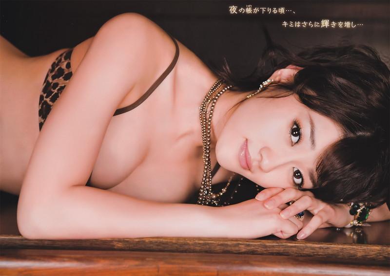 【原幹恵グラビア画像】キューティーハニーで女優デビューしたGカップ美女の現在は? 10