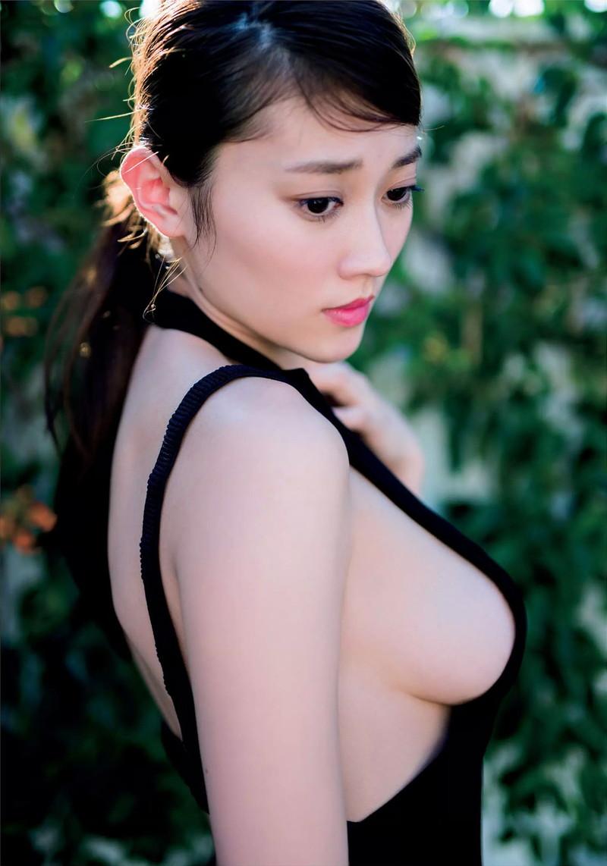 【原幹恵グラビア画像】キューティーハニーで女優デビューしたGカップ美女の現在は? 11