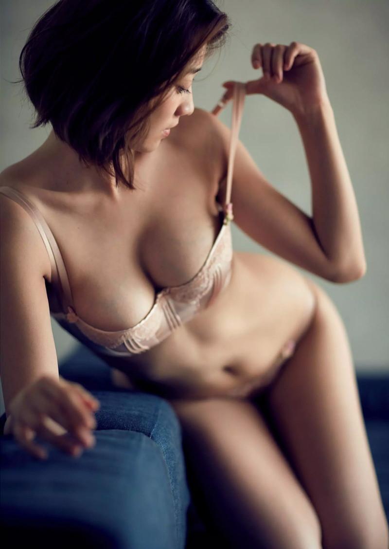 【原幹恵グラビア画像】キューティーハニーで女優デビューしたGカップ美女の現在は? 45