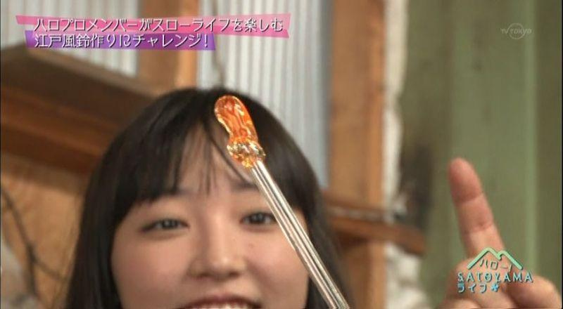 【譜久村聖キャプ画像】モー娘。アイドルのしゅごキャラ時代やセクシーな姿のお宝シーン! 13