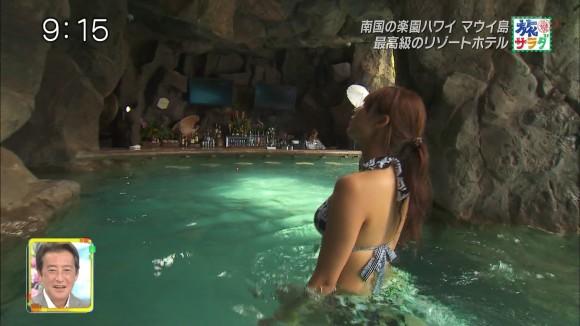 【広瀬未花キャプ画像】マッサージや温泉入浴で綺麗な肌を晒したファッションモデル 24