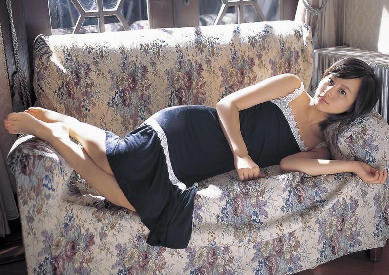 【堀北真希お宝画像】中2でスカウトされた美少女タレントの懐かしいグラビア写真 09