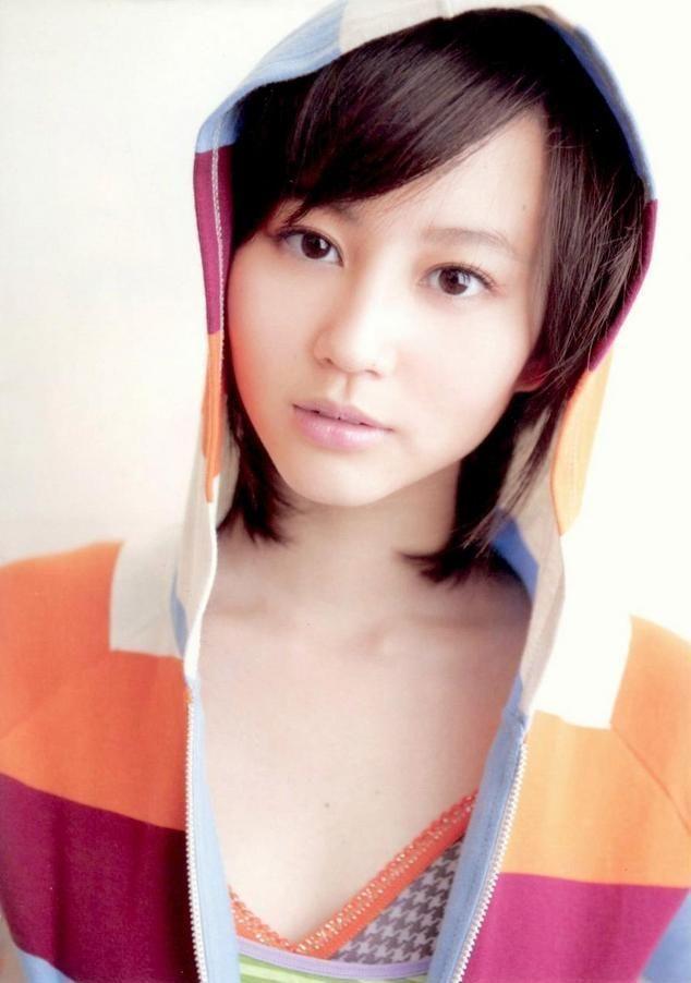 【堀北真希お宝画像】中2でスカウトされた美少女タレントの懐かしいグラビア写真 23