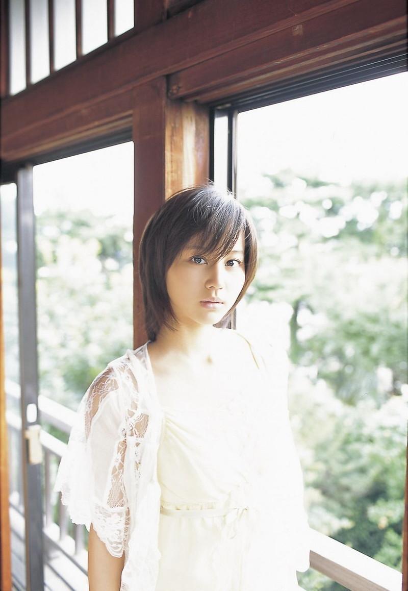 【堀北真希お宝画像】中2でスカウトされた美少女タレントの懐かしいグラビア写真 40