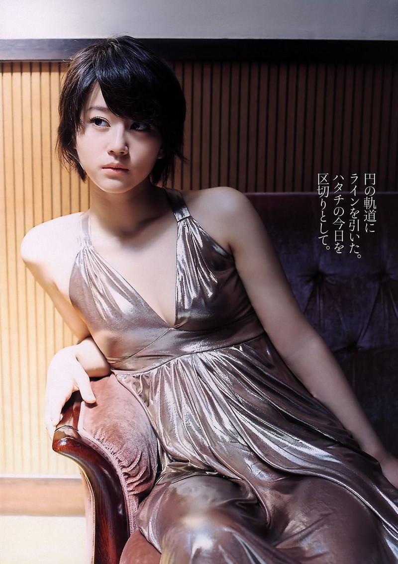 【堀北真希お宝画像】中2でスカウトされた美少女タレントの懐かしいグラビア写真 44