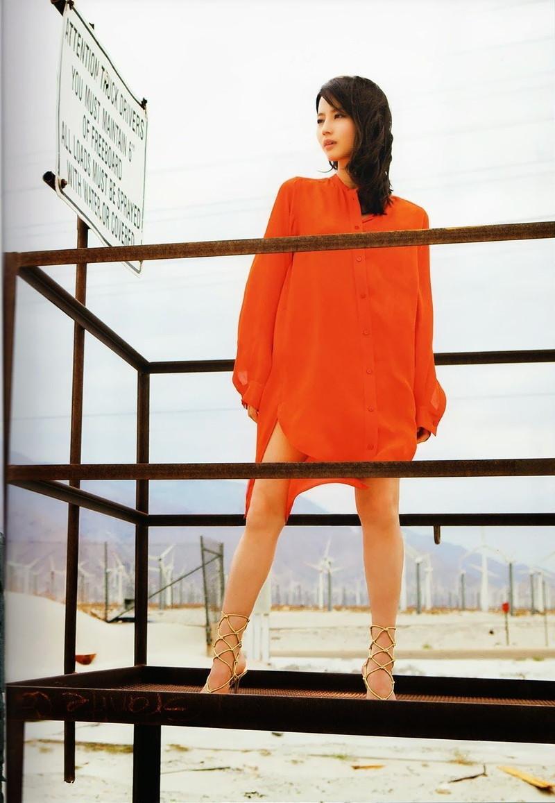 【堀北真希お宝画像】中2でスカウトされた美少女タレントの懐かしいグラビア写真 46