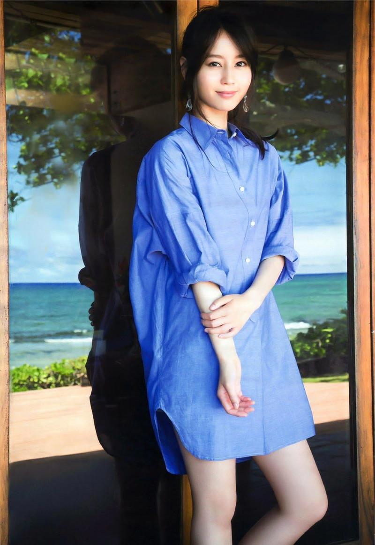 【堀北真希お宝画像】中2でスカウトされた美少女タレントの懐かしいグラビア写真 51