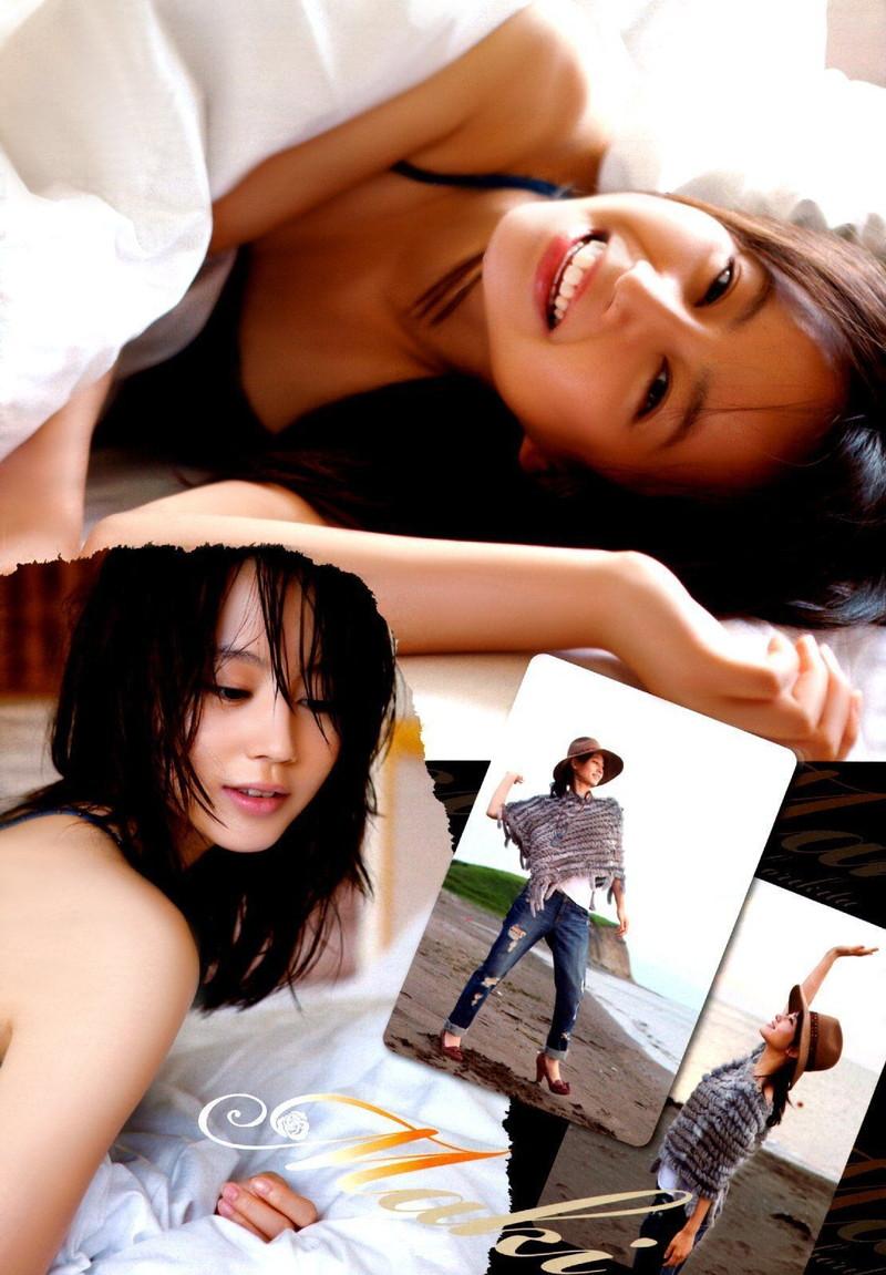 【堀北真希お宝画像】中2でスカウトされた美少女タレントの懐かしいグラビア写真 62