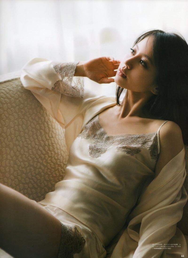 【堀北真希お宝画像】中2でスカウトされた美少女タレントの懐かしいグラビア写真 65