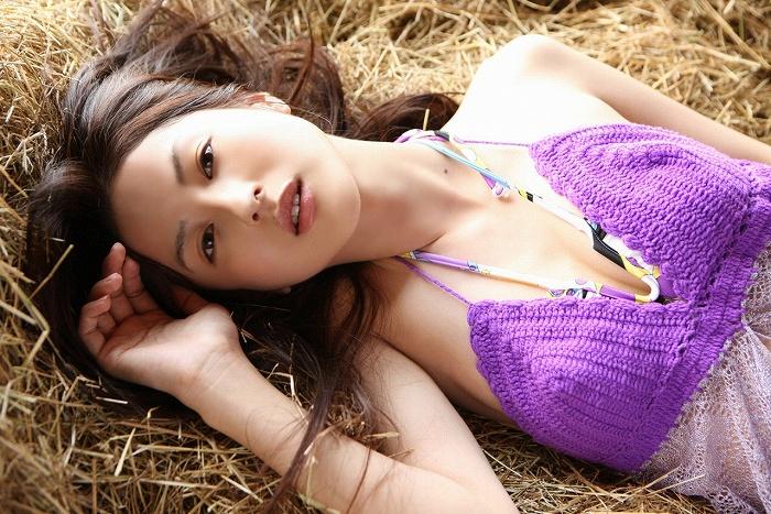 【松本若菜グラビア画像】色んなエロ妄想が捗る綺麗なお姉さんでシコりたい!
