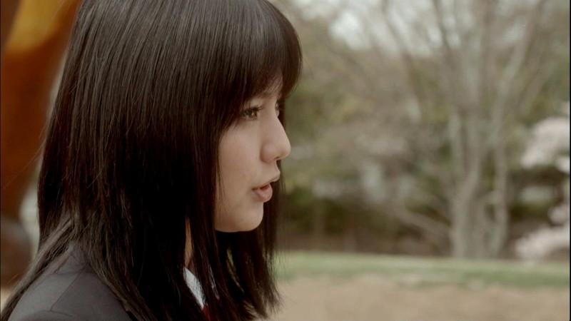 【真野恵里菜キャプ画像】元ハロプロアイドルのキス顔やパンチラアクションが萌えるw 09