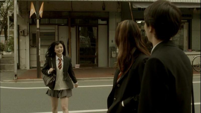 【真野恵里菜キャプ画像】元ハロプロアイドルのキス顔やパンチラアクションが萌えるw 55