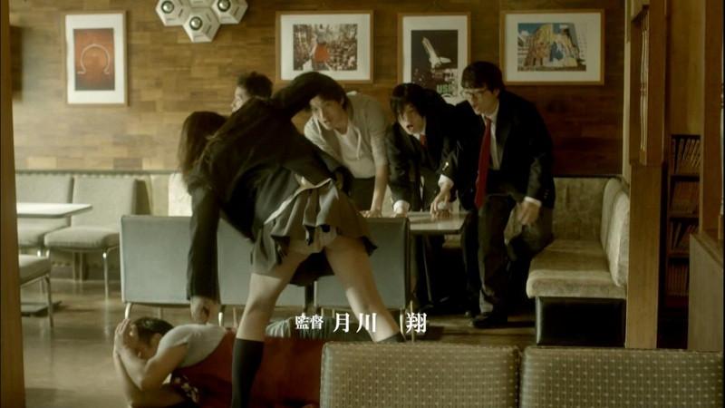 【真野恵里菜キャプ画像】元ハロプロアイドルのキス顔やパンチラアクションが萌えるw 76