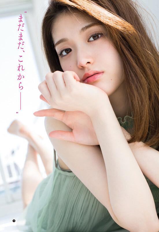 【松村沙友理グラビア画像】乃木坂46現役メンバーのちょっとセクシーな肌露出写真 41