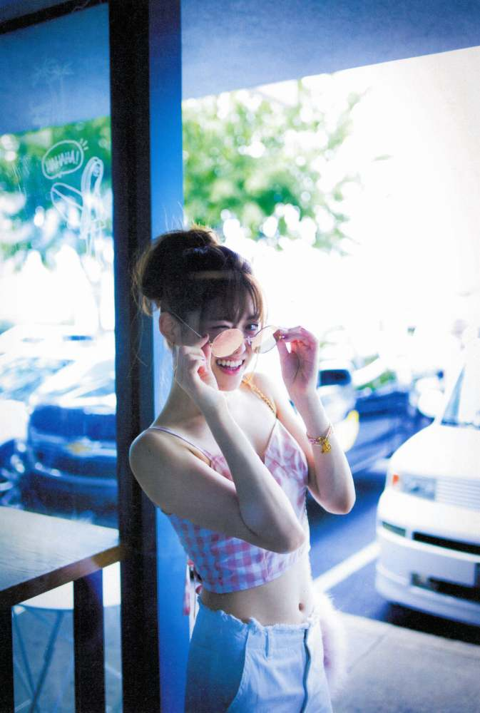 【松村沙友理グラビア画像】乃木坂46現役メンバーのちょっとセクシーな肌露出写真 61