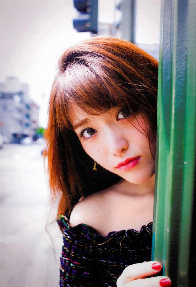 【松村沙友理グラビア画像】乃木坂46現役メンバーのちょっとセクシーな肌露出写真 70