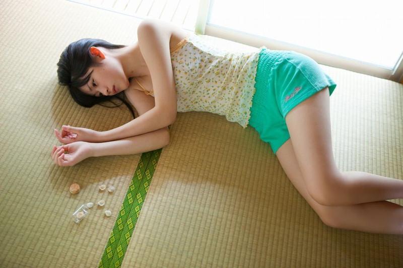 【前田憂佳お宝画像】折角メジャーデビューしたのにあっさり辞めた美少女アイドルw