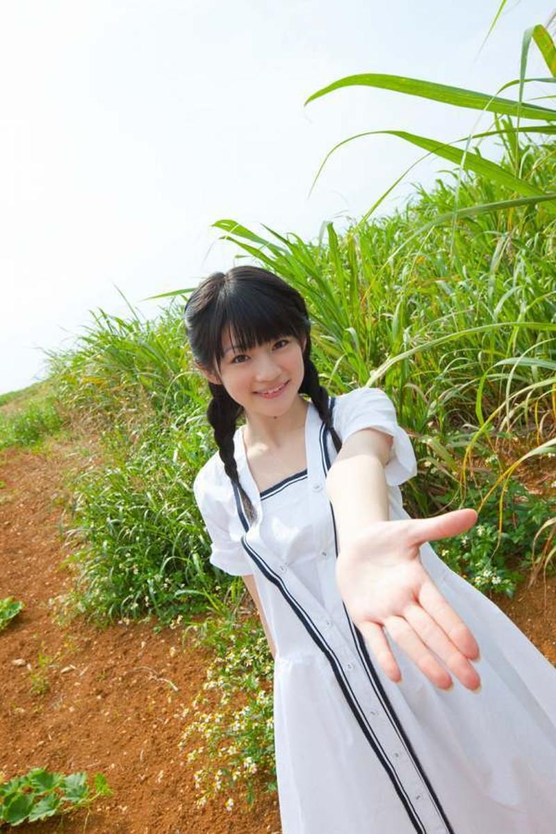 【前田憂佳お宝画像】折角メジャーデビューしたのにあっさり辞めた美少女アイドルw 18