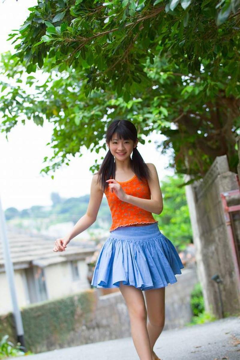 【前田憂佳お宝画像】折角メジャーデビューしたのにあっさり辞めた美少女アイドルw 23