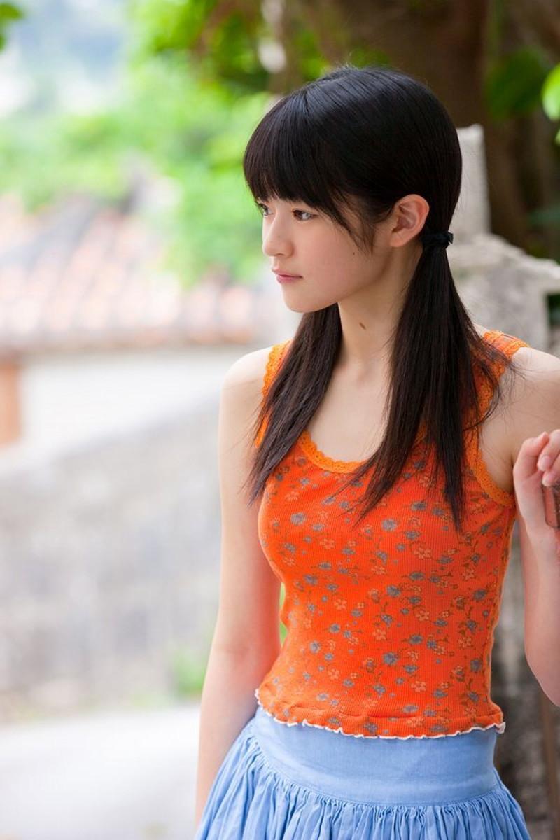 【前田憂佳お宝画像】折角メジャーデビューしたのにあっさり辞めた美少女アイドルw 24