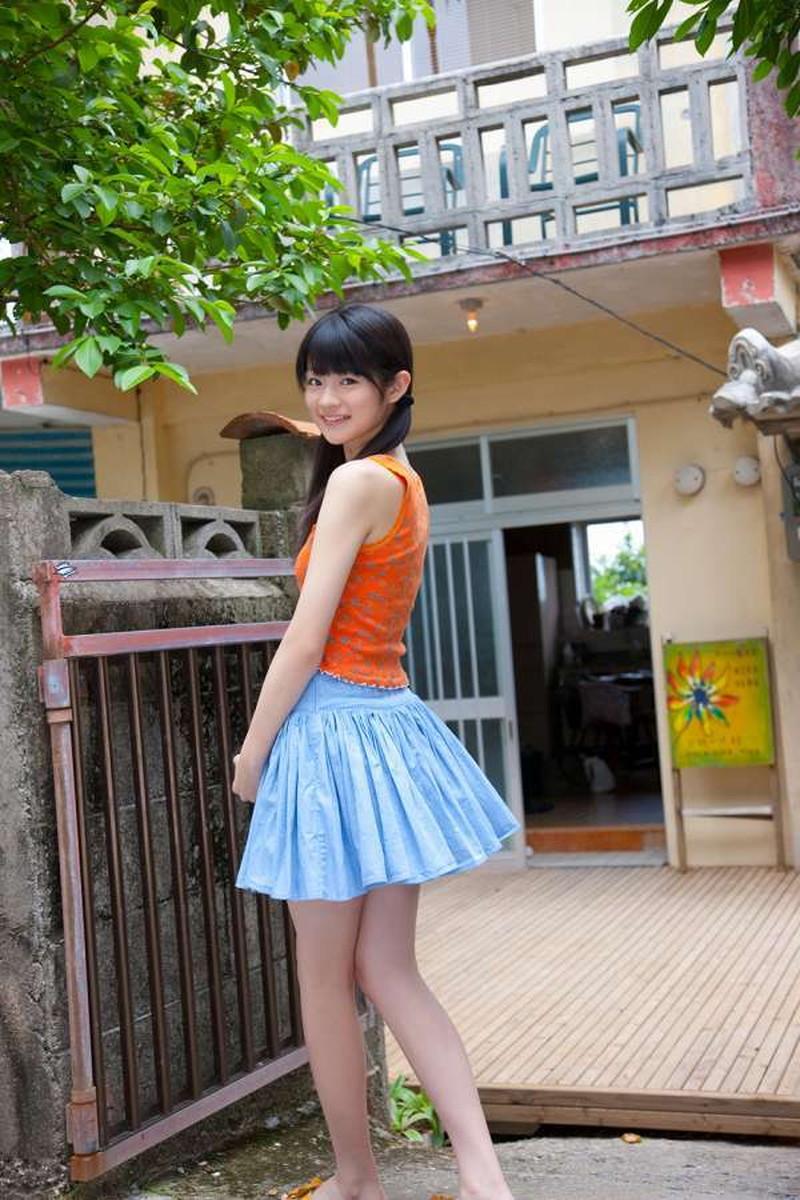 【前田憂佳お宝画像】折角メジャーデビューしたのにあっさり辞めた美少女アイドルw 25