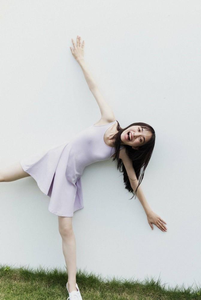 【井桁弘恵グラビア画像】仮面ライダーゼロワンでメインキャストに抜擢された美人女優 09